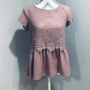 Lace Women's Shirt